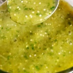 Traditional Tomatillo Sauce