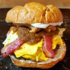Goober In The Morning Burger