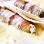 College Food: Boudin Stuffed Jalapeño Tacos