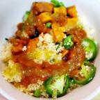 College Food: Veggie Fusion Couscous