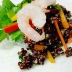 Executive Chef's Quinoa And Glass Noodle Spring Rolls W/ Shrimp