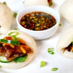 Rice Wine Dipping Sauce For Easy Bao