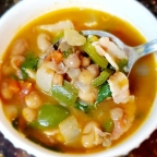 Easiest Charro Beans Evah!!