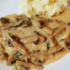 Fast And Easy Chicken Marsala